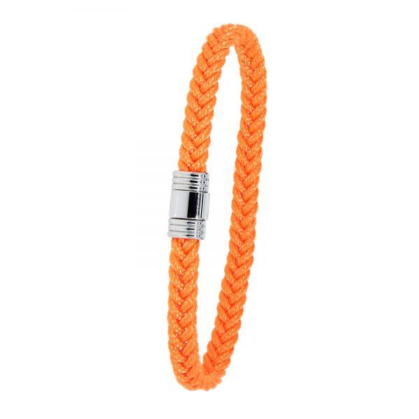 Albanu Cap Horn Cordon oranje koord armband