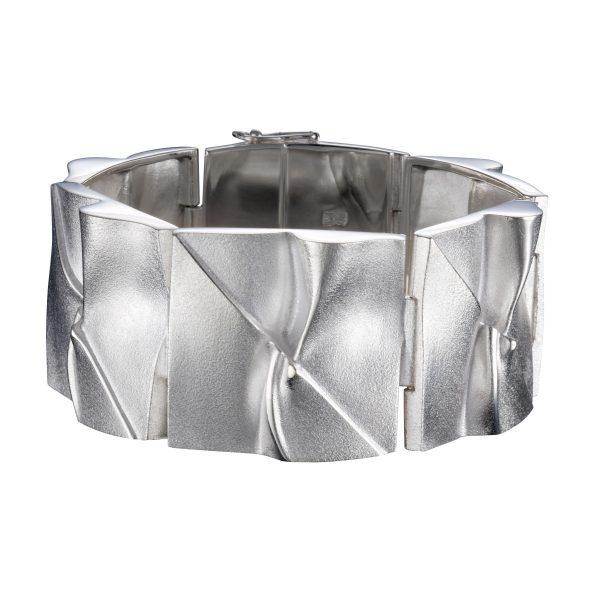 Lapponia Bridge to the Moon zilveren armband