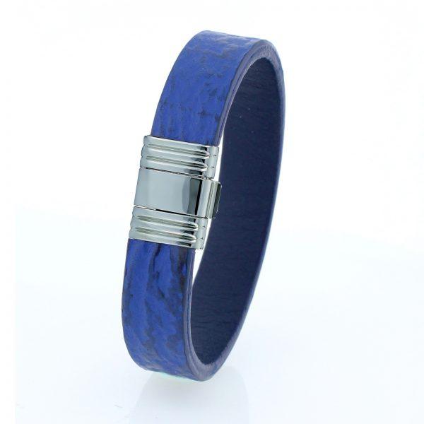 Albanu Cap Horn Poissons blauwe armband