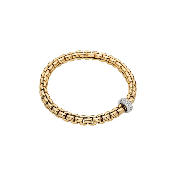 Fope Eka geelgouden armband