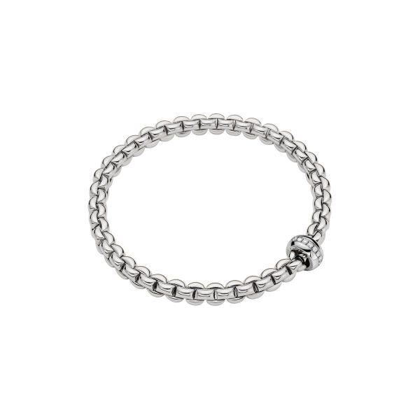 Fope Eka witgouden armband