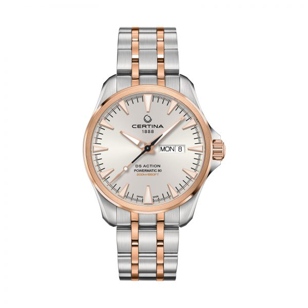 Certina DS Action stalen herenhorloge