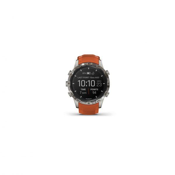 MARQ-Adventurer Performance Edition titanium smartwatch