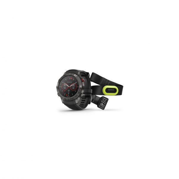 MARQ-Athlete Performance Edition koolstofcoating smartwatch