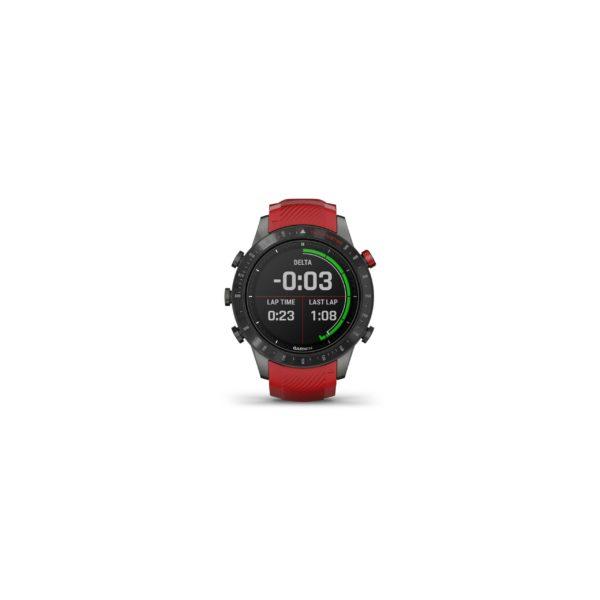 MARQ-Driver Performance Edition titanium smartwatch