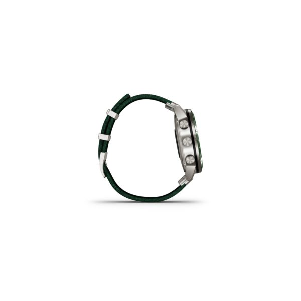 MARQ-Golfer titanium smartwatch