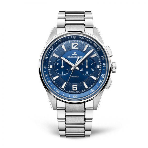 Jaeger-LeCoultre Polaris Chronograph stalen herenhorloge