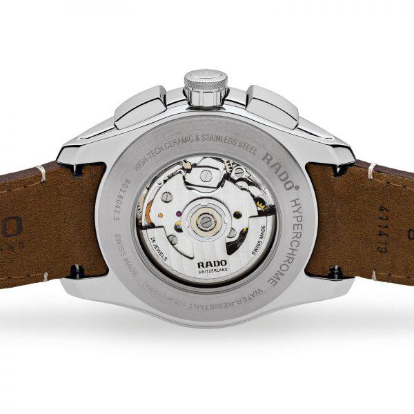 Rado Hyperchrome stalen herenhorloge