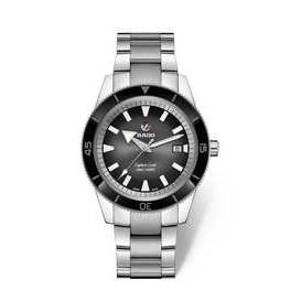Rado Captain Cook stalen herenhorloge