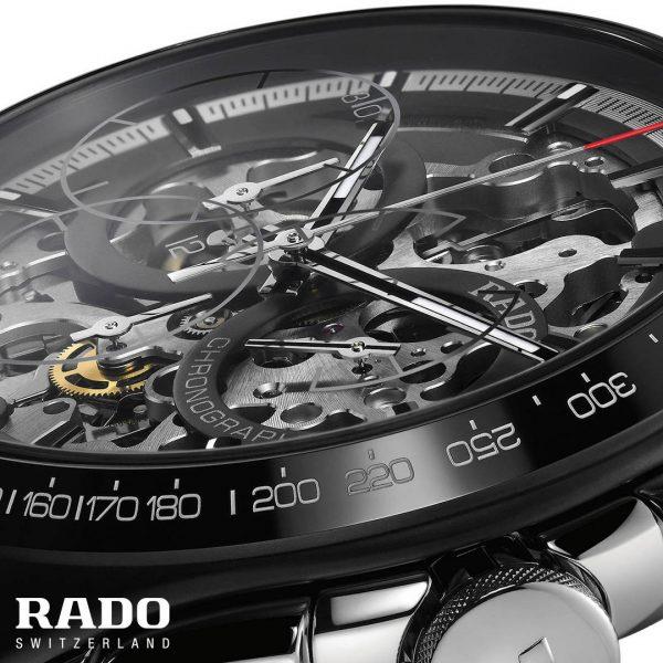 Rado Hyperchrome staal/keramisch herenhorloge