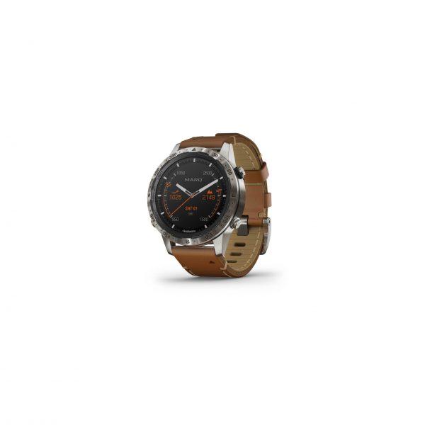 MARQ-Adventurer titanium smartwatch