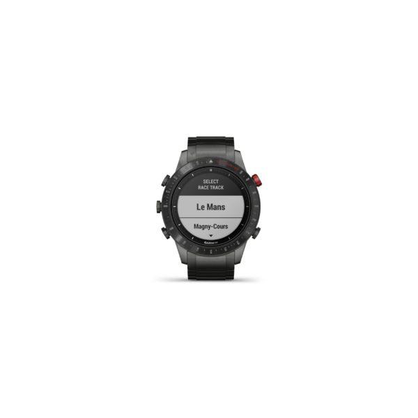 MARQ-Driver titanium smartwatch