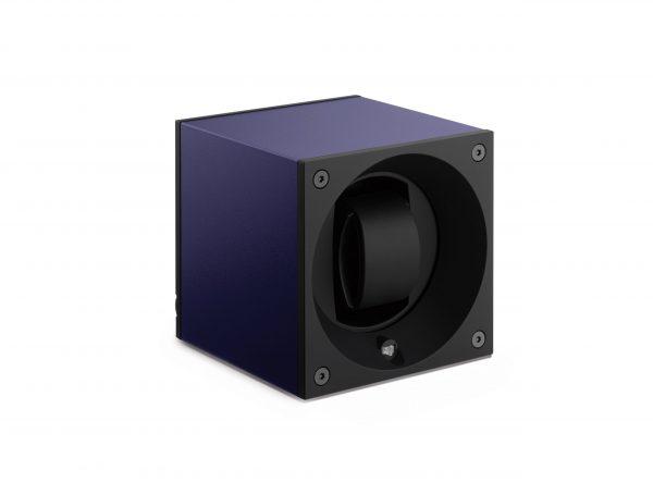 Swiss Kubik Masterbox Aluminium Anodised Dark Blue