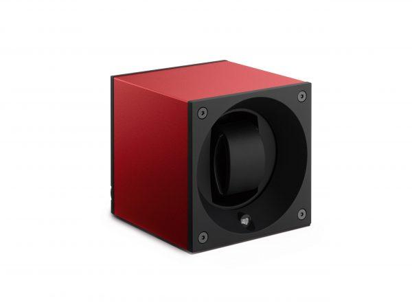 Swiss Kubik Masterbox Aluminium Anodised Red