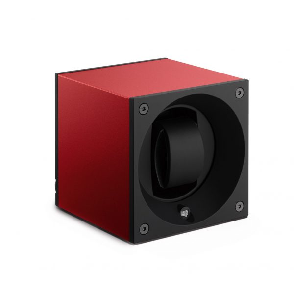 Swiss Kubik Masterbox Aluminium Anodised Red