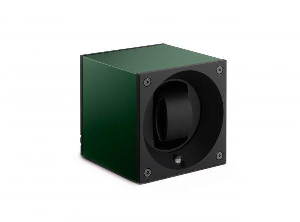 Swiss Kubik Masterbox Aluminium Anodised Dark Green