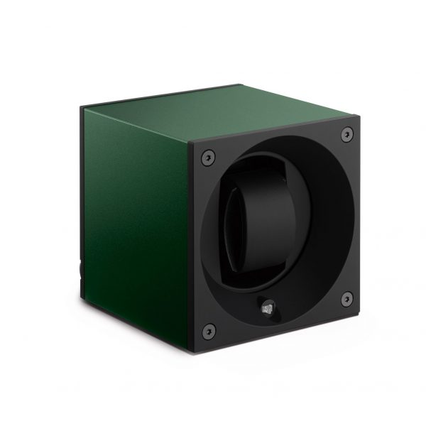 Swiss Kubik Masterbox Aluminium Anodised Dark Green