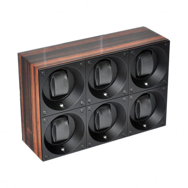 Swiss Kubik Wooden Masterbox 6 Positions
