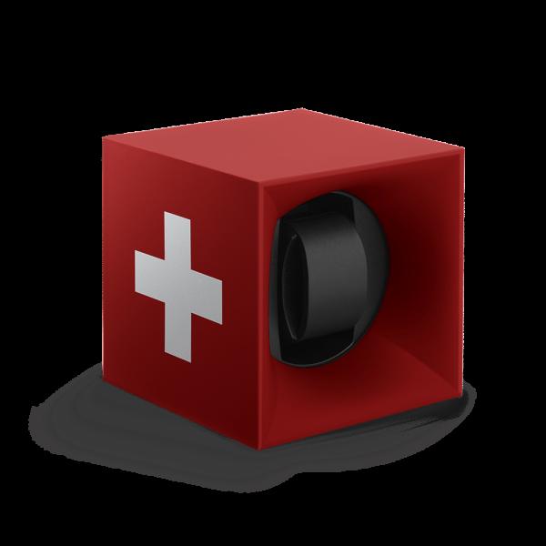 Swiss Kubik Startbox Red Swisscross