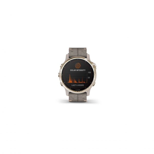 FENIX 6S Pro Solar Edition smartwatch