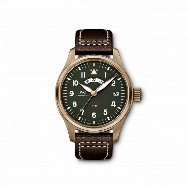 IWC Pilot's Watch UTC Spitfire