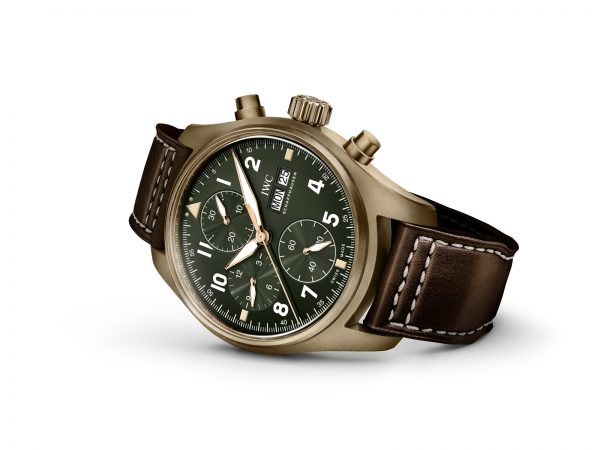 IWC Pilot's Chronograph Spitfire