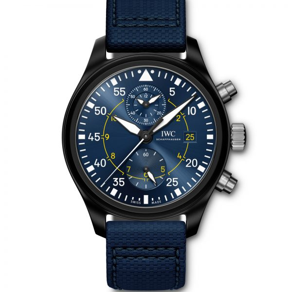 "IWC Pilot's Watch Chrono ""Blue Angels"""