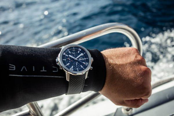 IWC Aquatimer Chrono Expedition J-Y Cousteau