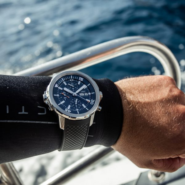 IWC Aquatimer Chrono Expedition J-Y Cousteau