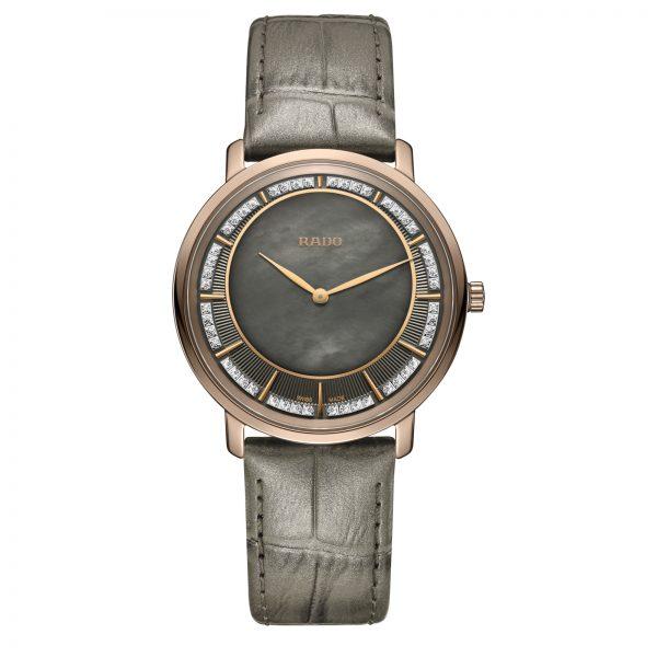 Rado DiaMaster Diamonds keramiek horloge